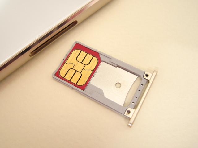 SIMカードの画像