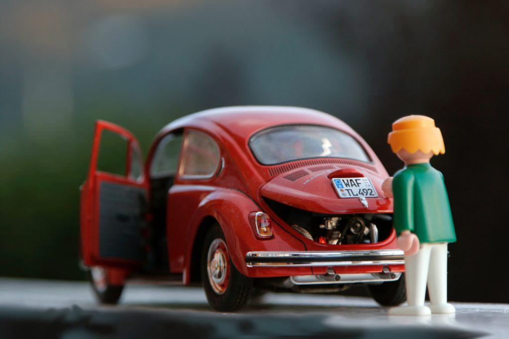 車,レンタカー